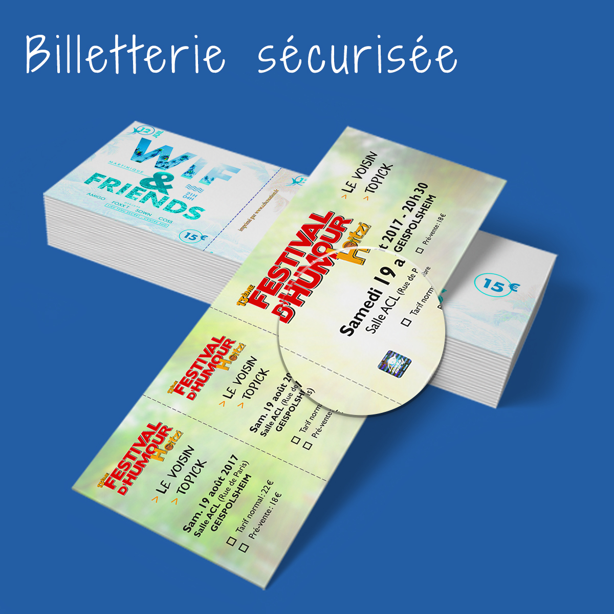 Billetteriesecurise
