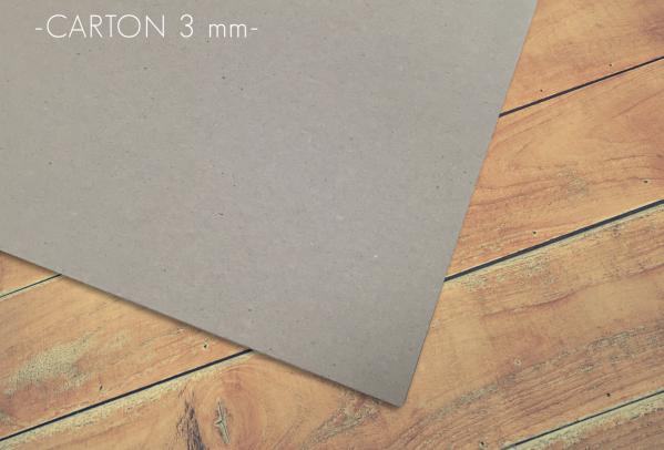Carton 3mm