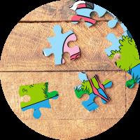 Puzzle carton 1